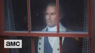 TURN Washington's Spies 'Punishment for Mutiny' Talked About Scene Ep. 404