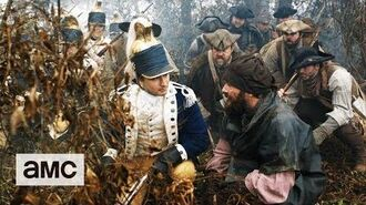 TURN Washington's Spies 'Surprise Attack' Season Premiere Talked About Scene