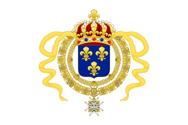 File:Royal Standard of King Louis XIV.png