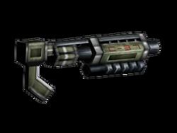 Shrapnel-cannon