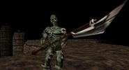 Turok Dinosaur Hunter - Enemies - Demon - 002