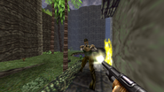 Turok Dinosaur Hunter Weapons - Shotgun (15)
