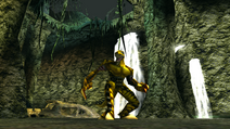 Turok 2 Seeds of Evil Enemies - Raptoid - Dinosoid (50)