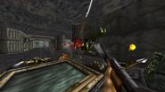 Turok Dinosaur Hunter Weapons - Shotgun (1)