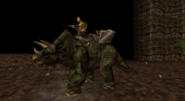 Turok Dinosaur Hunter - Enemies - Triceratops - 002