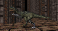 Turok Dinosaur Hunter - Enemies - Raptor - 058