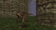 Turok Dinosaur Hunter - Enemies - Raptor - 011