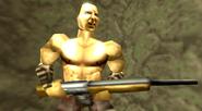 Turok Dinosaur Hunter Enemies - Campaigner Soldier (19)