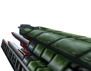 Turok Dinosaur Hunter - Quad Launcher Weapon Render (4)