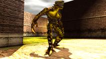 Turok 2 Seeds of Evil Enemies - Raptoid - Dinosoid (26)