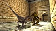 Turok 2 Seeds of Evil Enemies - Raptoid - Dinosoid (25)