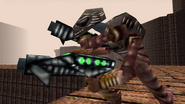 Turok Dinosaur Hunter Enemies - Alien Infantry (35)