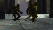 Turok 2 Seeds of Evil Enemies - Dinosoid Raptoid (25)