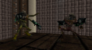Turok Dinosaur Hunter - enemies -Alien Infantry - 012