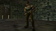 Turok Dinosaur Hunter - Enemies - Poacher - 023