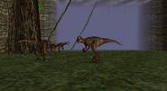 Turok Dinosaur Hunter - Enemies - Raptor - 072