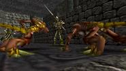 Turok Dinosaur Hunter Enemies - Ancient Warrior (38)