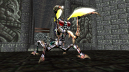 Turok Dinosaur Hunter Enemies - Giant Mantis Guardian (11)