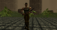 Turok Dinosaur Hunter - Enemies - Poacher - 059