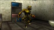Turok 2 Seeds of Evil Enemies - Dinosoid Raptoid (33)