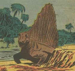 Dimetrodon (DELL)