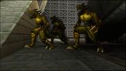 Turok 2 Seeds of Evil Enemies - Dinosoid Raptoid (31)