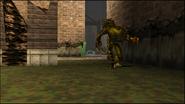 Turok 2 Seeds of Evil Enemies - Dinosoid Raptoid (12)