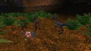 Turok Evolution Wildlife - Compsognathus (7)
