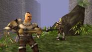 Turok Dinosaur Hunter Enemies - Campagner Soldier (31)