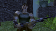 Turok Dinosaur Hunter Enemies - Poacher (18)
