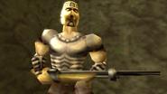 Turok Dinosaur Hunter Enemies - Campagner Soldier (9)