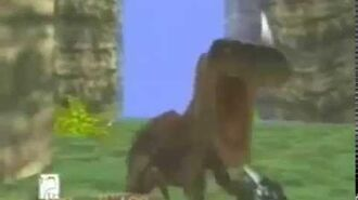 Turok Dinosaur Hunter - Trailer N64 (1997)