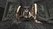 Turok Dinosaur Hunter Enemies - Giant Mantis Guardian (18)