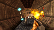 Turok Dinosaur Hunter Weapons - Shotgun (28)