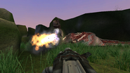 Turok Evolution Weapons - Rocket Launcher (2)
