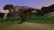 Turok Evolution Wildlife - Tyrannosaurus rex (4)