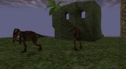Turok Dinosaur Hunter - Enemies - Raptor - 006