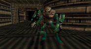 Turok Dinosaur Hunter - Enemies - Alien Infantry - 053