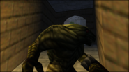 Turok 2 Seeds of Evil Enemies - Dinosoid Endtrail (19)