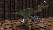 Turok Dinosaur Hunter Enemies - Raptor Mech (9)