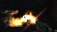 Turok Evolution Weapons - Flamethrower (4)