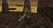 Turok Dinosaur Hunter - Enemies - Raptor - 094