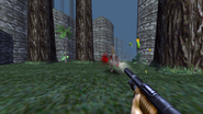 Turok Dinosaur Hunter Weapons - Shotgun (7)