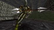 Turok Dinosaur Hunter Enemies - Ancient Warrior (6)