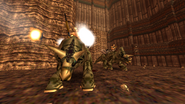 Turok Dinosaur Hunter Enemies - Triceratops (24)