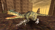 Turok Dinosaur Hunter Enemies - Raptor Mech (35)