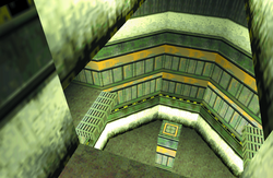 Turok Rage Wars Multiplayer Maps - Bomb Shelter (1)