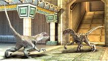 Turok 2 Seeds of Evil Enemies - Velociraptor - Dinosaurs (48)