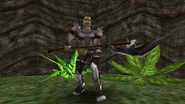 Turok Dinosaur Hunter Enemies - Campagner Soldier (14)