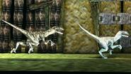 Turok 2 Seeds of Evil Enemies - Velociraptor - Dinosaurs (49)